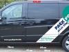 Fahrzeugbeschriftung links